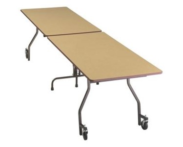SICO® LB Mobile Folding Table in Set Position