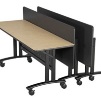 Mobile Folding Table | SICO® MultiApp