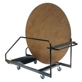 Transport Caddy for Round Folding Tables