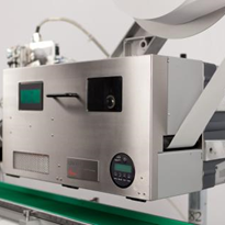 New linerless label printer applicator a 'break from tradition'