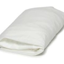 Knitted Poly/Cotton Fitted Sheet | NABS