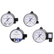 Different Pressure Gauges | DELTA-line