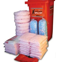 Spill Kit - Hazchem High Performance 375L Absorbent Capacity (SKC240)