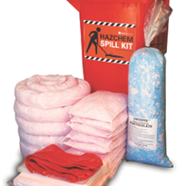 Spill kit - Hazchem High Performance 185L Absorbent Capacity (SKC120)