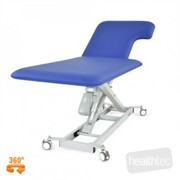 Cardiology Examination Table With Cut Out & Fill Section
