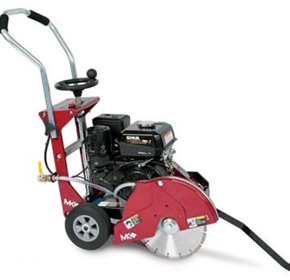 Kohler 7hp Walk Behind Concrete Saw | CX3
