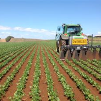 Shielded Inter-Row Sprayer | Weedseeker