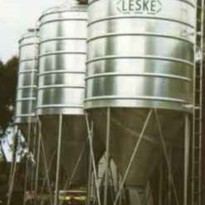Fertiliser Silos | Leske Engineering