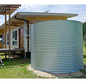 Round Water Tanks | Tankworks