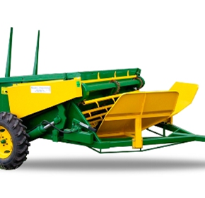 Single & Two Bale Ground Drive Feeder | Econo