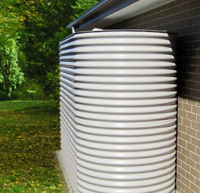 Corrugated Steel Water Tanks | Bluescope Aquaplate®