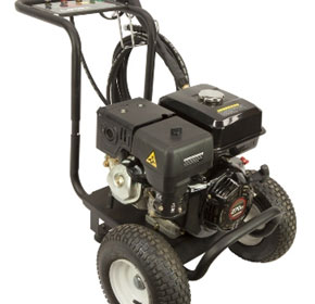 Petrol Powered Pressure Cleaner | THERMIC9