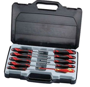 Screwdriver Set | 10 Pce
