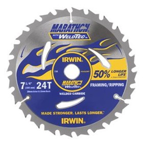 Saw Blade | Marathon® with WeldTec™ Blade