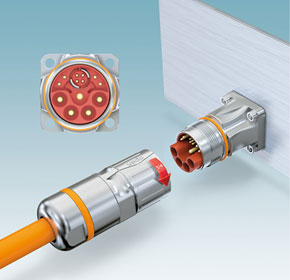 New Hybrid Plug-In Connectors for Signal, Data & Power Transfer | M23