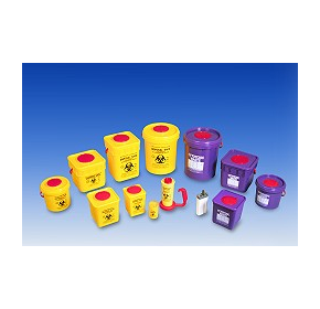 Needles & Sharps Disposal Containers | All Medical Waste