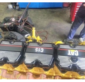 Used Engine | CATERPILLAR C15 9NZ-2