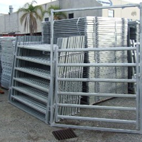Cattle/Horse Swinging Yard Gate | CatGat