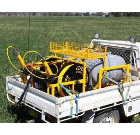 Ute Sprayers | SmartSpray
