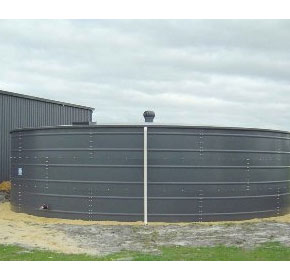 Rain Harvesting Water Tanks | Steelfab
