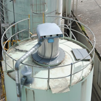 Easing the pressure: new safety valves provide extra silo protection