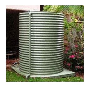 Round Rainwater Tanks | Apollo Tanks