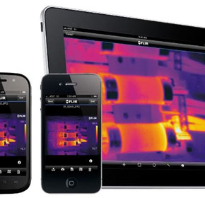 Thermal Imaging Cameras with MSX® | FLIR Ex-Series