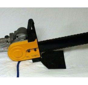 Pneumatic Concrete Chainsaw