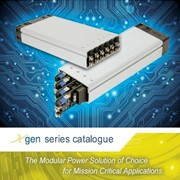 Modular / Configurable DC Power Supplies – Xgen Series