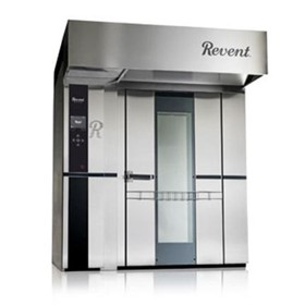 Double Rack Gas Oven | Revent 724