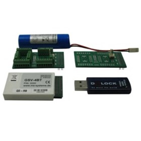 GSV-4BT 4-channel Bluetooth Strain Gauge Amplifier - For sale through Bestech Australia