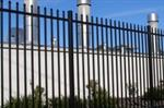 Tubular Security Fencing | SecuraTop®