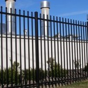 Tubular Security Fencing | SecuraTop