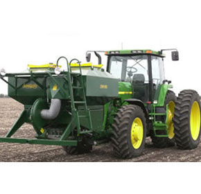 Front Mounted Air Seeders | Simplicity