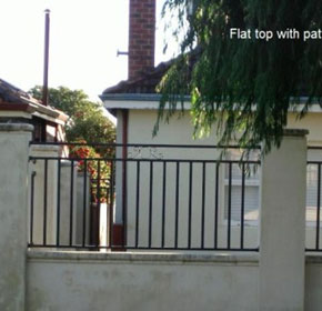 Infill Panels Fencing