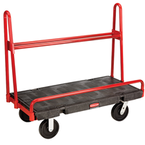 A-Frame Panel Trucks | 4463 | Rubbermaid