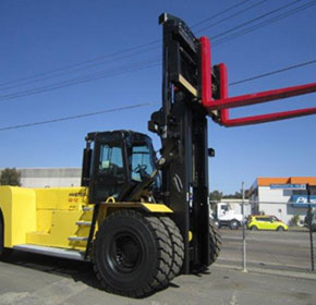 32,000kg Rated New Forklift | Hyster H32XM-12