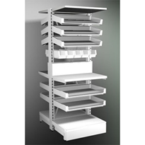 Pharmashelve Bundle | Sliding Drawers & Bins