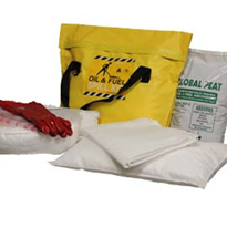 Spill Kit - Oil and Fuel Eco Truck Bag 37L Absorbent Capacity (SKHET)