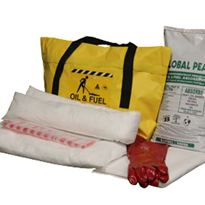 Spill Kit - Oil and Fuel Mini Truck Bag 26L Absorbent Capacity (SKHMT)