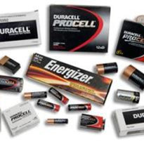Industrial Alkaline Batteries | BSA