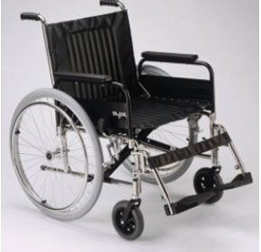 Manual Wheelchairs | Glide Series 3 Heavy Duty | A130B