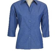 Corporate Apparel | Ladies Cotton Shirt
