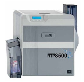 Re-Transfer ID Card Printer | RTP8500