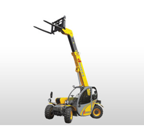Construction Telehandlers | Apollo 25.6 NA