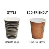 Coffee Cups | Beverage Container