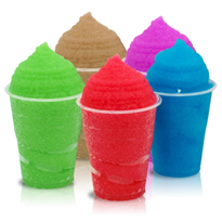 Fruit Juice-Based Slushie Flavours