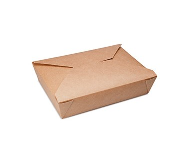 Brown Kraft Lunch Box | Food Packaging