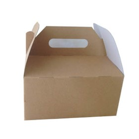 Brown Kraft Take Away Box | Food Packaging