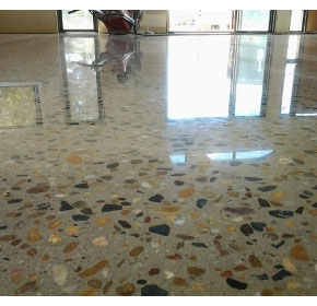 Polished Concrete System | Spec Floors